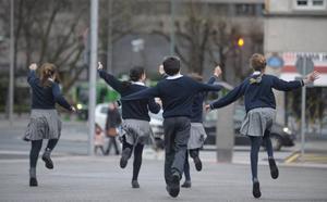 Educación destina 606 millones para los colegios concertados vascos