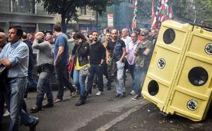 Los sindicatos del Metal de Bizkaia mantienen los cinco días de huelga del 30 de septiembre al 4 de octubre