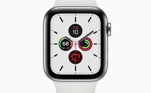 Apple Watch Series 5 anunciado junto a los nuevos iPhone