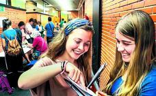La UPV estrena en Álava seis titulaciones en un curso con 1.825 alumnos 'primerizos'