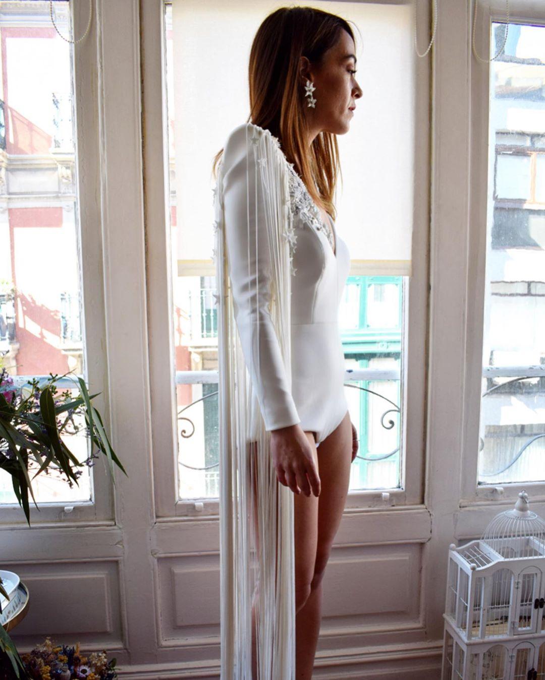 La novia de Jaén que encontró en Bilbao el vestido con el que pocas se casarían
