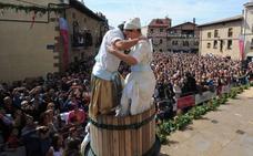 Fiesta de la Vendimia en Rioja Alavesa