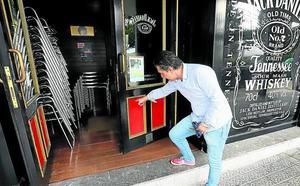 Roba dos veces en menos de 24 horas un mismo pub de Bilbao