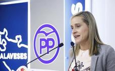El PP vasco quiere ser la «casa común del constitucionalismo vasco», del que excluye al PSE