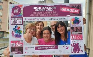 Iurreta refuerza el protocolo contra los ataques sexistas en fiestas