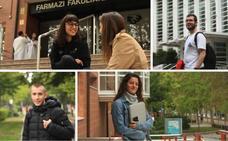 Los universitarios ya hincan codos en el campus de Álava