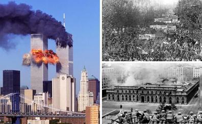 Atentados, batallas, golpes de estado... 11-S, el día en que pasa de todo