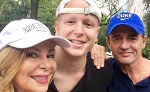 Álex Lequio continúa en la lucha contra su enfermedad