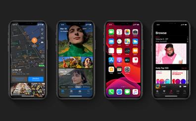 iOS 13 llega el 19 de septiembre: todas las novedades y teléfonos compatibles