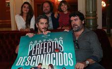 'Perfectos desconocidos' lleva los secretos del móvil al Arriaga