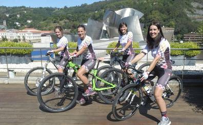 De Madrid a Lisboa juntas y a pedaladas