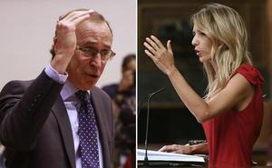 Cayetana Álvarez de Toledo arremete contra el PP vasco por su «tibieza» con el nacionalismo