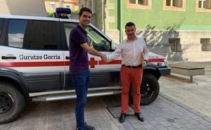 El Ayuntamiento de Bermeo y la Cruz Roja se dan la mano por la mejora asistencial