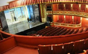 La reforma del Principal será la «prioridad» para Cultura y «compatible» con el nuevo Auditorio de Vitoria