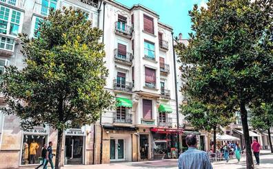 Promotores vitorianos compran un edificio en Dato para hacer un hotel de 20 habitaciones