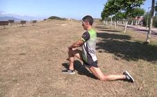Cinco ejercicios para estirar después de correr
