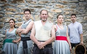 'Harria', un homenaje a la cultura vasca