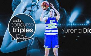 Yurena Díaz será la representante femenina en el Concurso de Triples