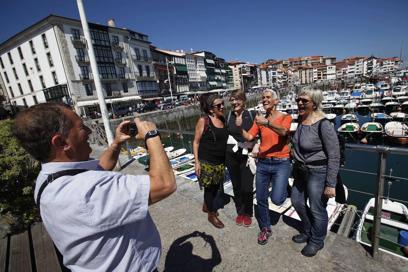 Lekeitio tira del turismo en la comarca de Lea Artibai