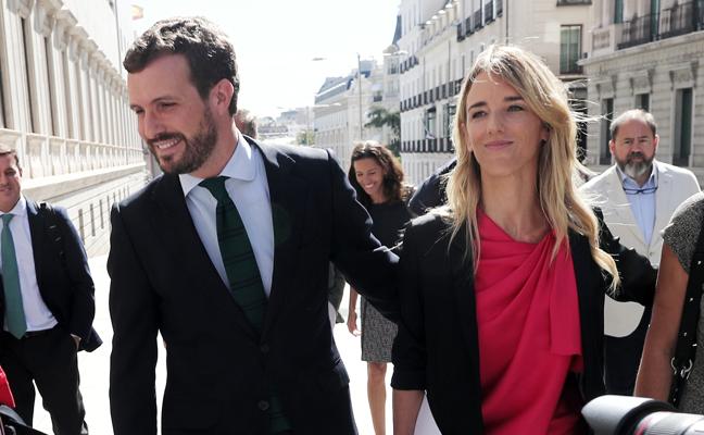 Casado trata de apagar el incendio de Álvarez de Toledo tras sus críticas al PP vasco