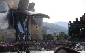 Saltos de Red Bull 2019 Bilbao en directo a partir de las 18.00 horas