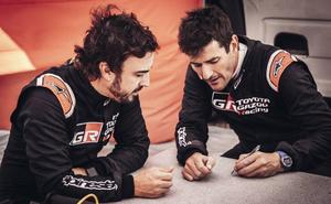 Marc Coma, el compañero perfecto para Alonso en el Dakar