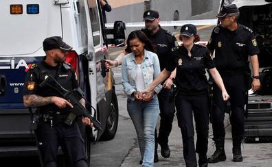 Ana Julia Quezada tardó tres horas en abandonar la finca en la que mató al pequeño Gabriel