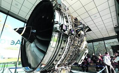 ITP comienza a fabricar piezas para motores de aviación con impresoras 3D