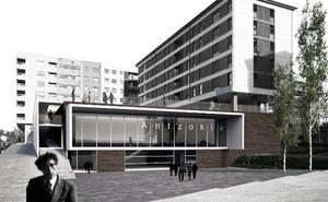 El antzoki de Llodio tendrá terraza y una capacidad máxima de 782 espectadores