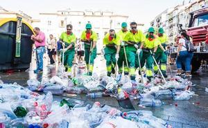 Urtaran propone subir un 4% las tasas de las basuras, OTA e instalaciones deportivas