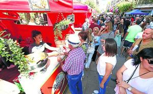 La Feria de la Tapa engancha al paladar