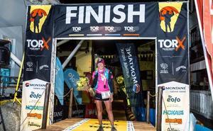 Silvia Trigueros expande su reinado en las montañas