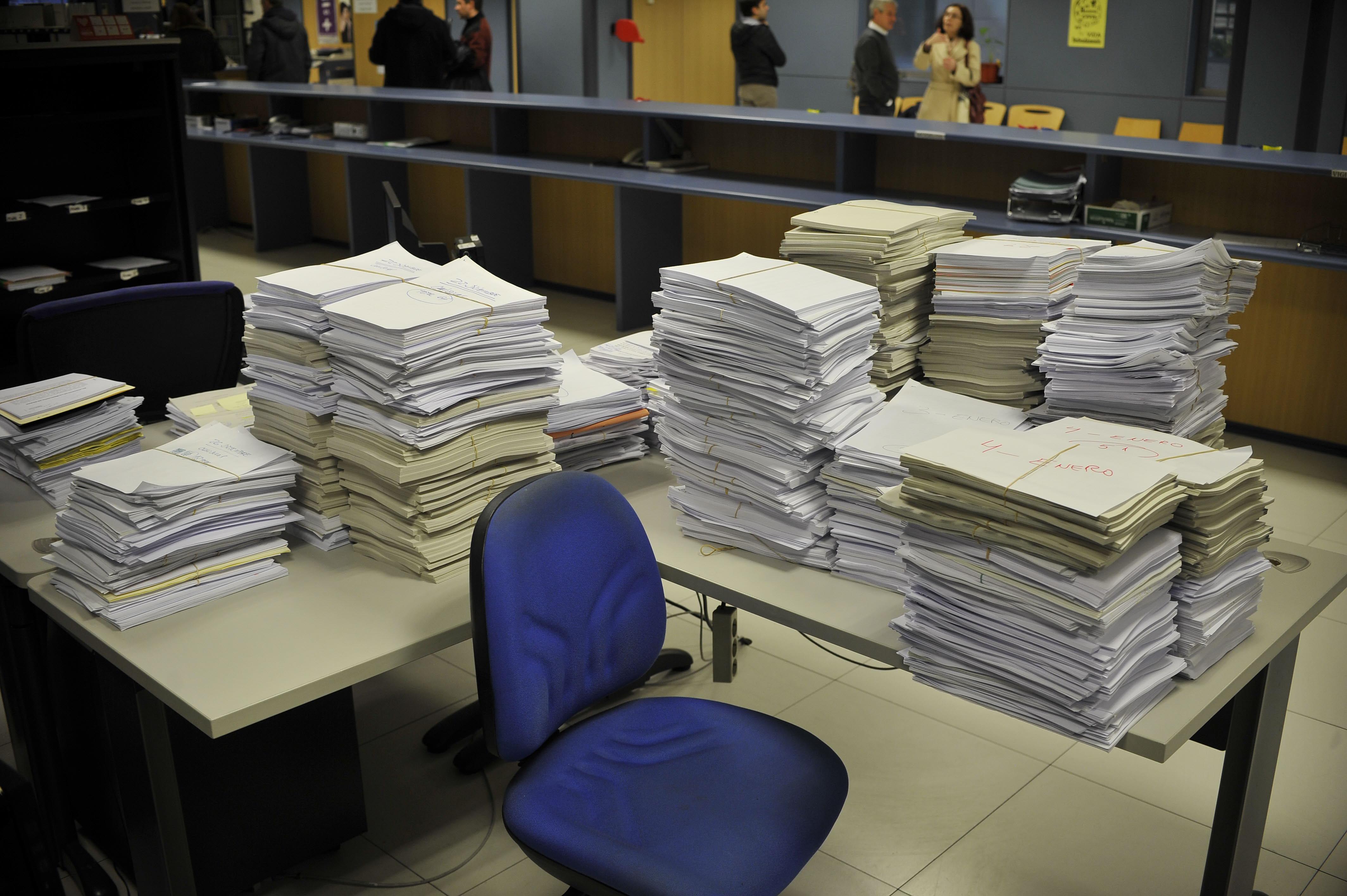 Los juzgados vascos todavía tienen pendientes más de 11.600 demandas por cláusulas abusivas