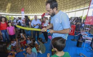Una fiesta infantil para los cooperativistas del futuro