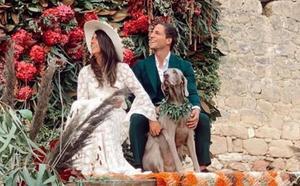 La boda secreta en un granero del vasco más deseado de Instagram