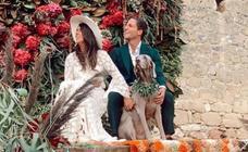 La boda secreta en un granero del bilbaíno más deseado de Instagram