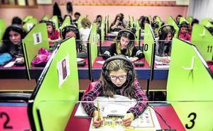 Las familias alavesas gastan ya entre 80 y 200 euros al mes en actividades extraescolares