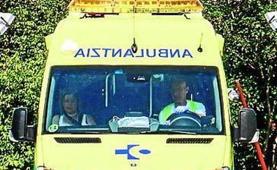 Una mujer rompe aguas en su coche y acaba siendo evacuada a Txagorritxu en ambulancia