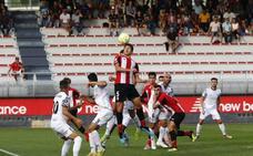 El Bilbao Athletic desfigura al Salamanca