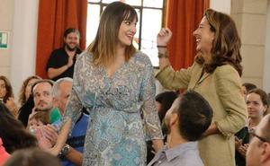 Irene Villa inyecta paz, valores y moral en el primer día de clase del Colegio Europa