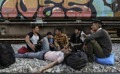 Nueva crisis migratoria en Grecia