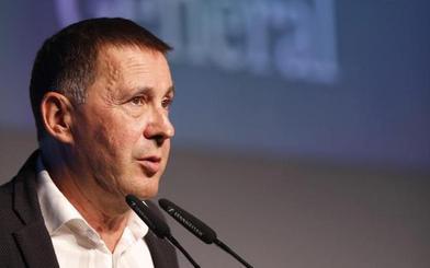 Otegi vaticina que «no se va a repetir la posibilidad de un gobierno progresista»