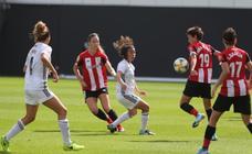 El Athletic-Madrid CFF, en imágenes