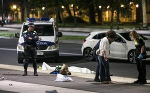 El fallecido en Zaramaga eleva a cuatro los motoristas muertos este año en Álava