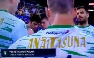 Un policía confunde un grito de ánimo del Anaitasuna con un 'Gora ETA'
