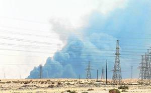 El ataque hutí en Arabia Saudí pone en peligro la producción petrolera mundial