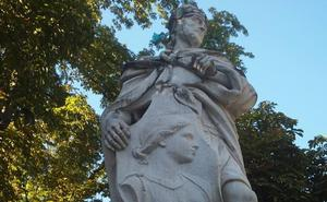 Una emperatriz romana en Vitoria