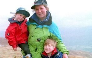 Alison Hargreaves, la mujer que escaló embarazada de seis meses la temida cara norte del Eiger
