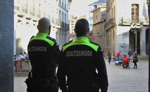 Llodio amplía a ocho agentes la oferta de empleo de la Policía Local