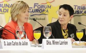 Goirizelaia y Larrion abandonan el Parlamento para liderar EH Bildu en Bilbao y Vitoria